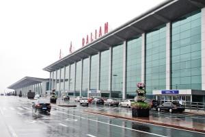 Аэропорт Далянь.