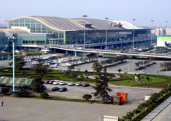 Аэропорт Шуанлю.