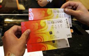 Билеты в Пекин туда–обратно.