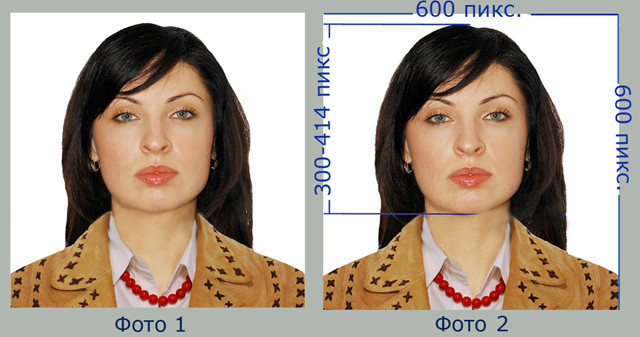 Требования к фото на грин карту