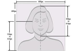 Образец фото для грин карты