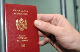 Черногорский паспорт