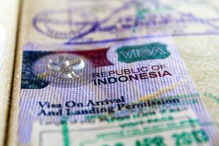 индонезийская виза