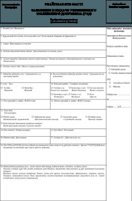 Lithuania Visa Information Russia Russian Visas