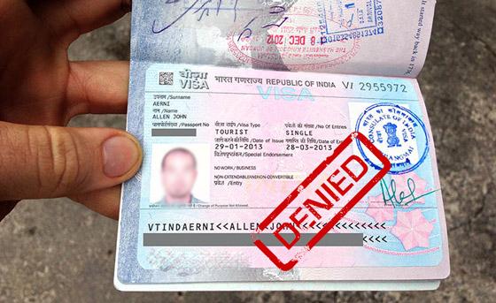 ПФР причины отказа в визе в чехию маркировка пружин