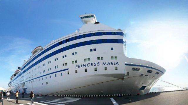 Паром Princess Maria