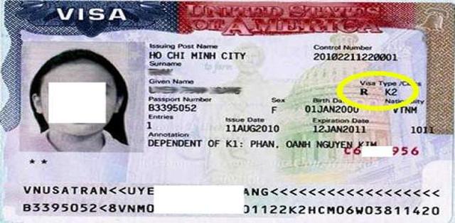 Визовое разрешение для детей жены/мужа