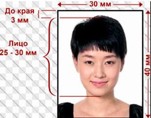 Пример фотографии