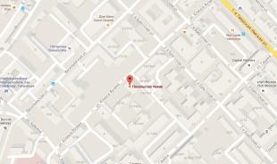 Посольство Чехии в Москве на карте