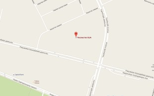 Посольство США в Астане на карте