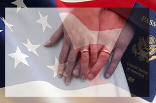 Замуж за гражданаина Америки