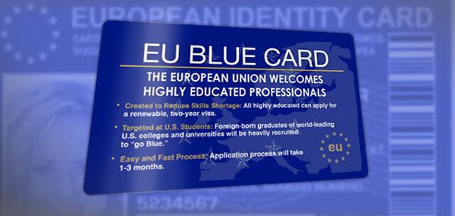 Европейская голубая карта