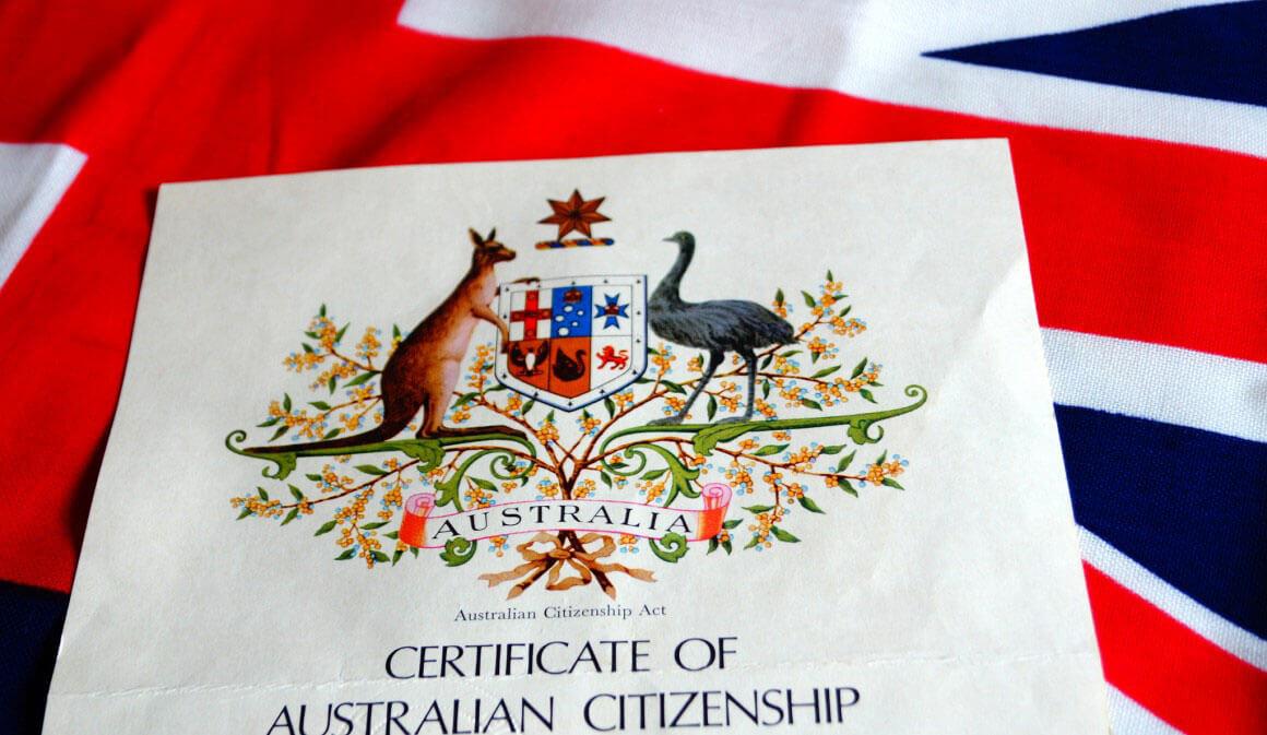 с гражданами австралии знакомство
