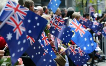 Флаги Австралии