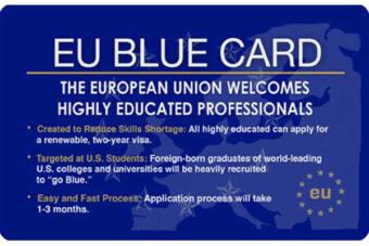 Европейская Blue Card