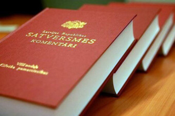 Конституция Латвии