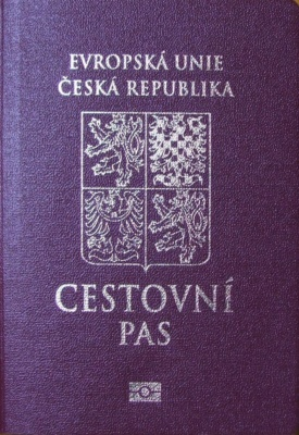 Ческий паспорт