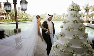 Свадебная царемония