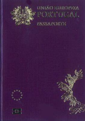 Паспорт гражданина Португалии