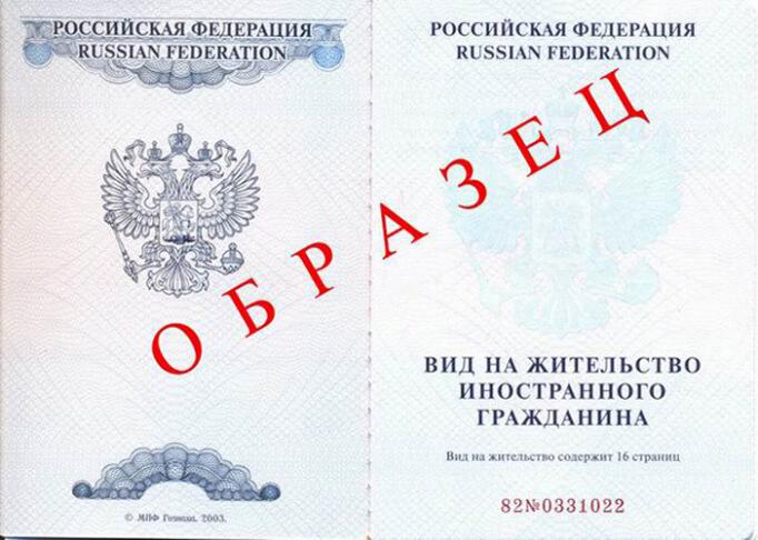 Документы на гражданство после внж 2017 г одной них