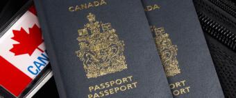 Канадские паспорта