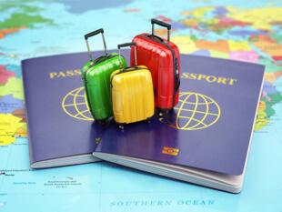 Паспорта на карте
