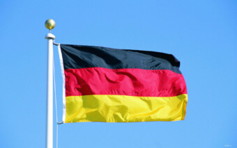 Германский флаг