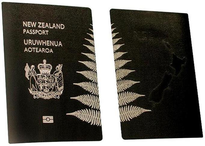Новозеландский паспорт