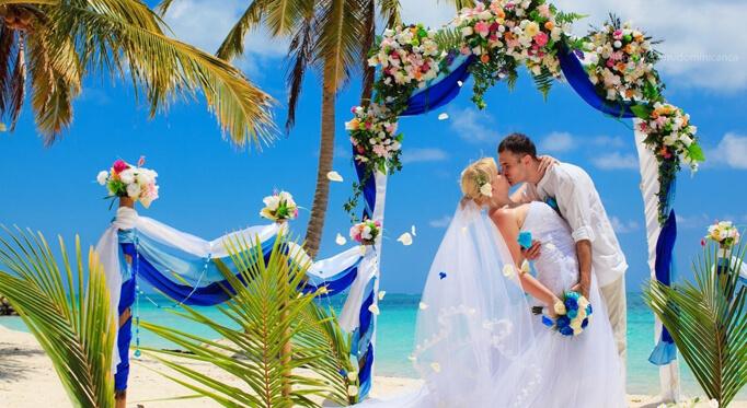 Брак в Доминикане