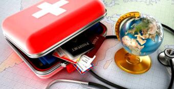 Аптечка с паспортами