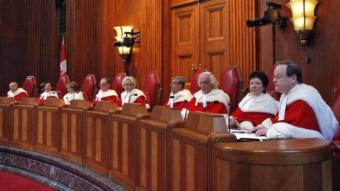 Канадские судьи