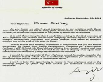 Контракт с работодателем в Турции